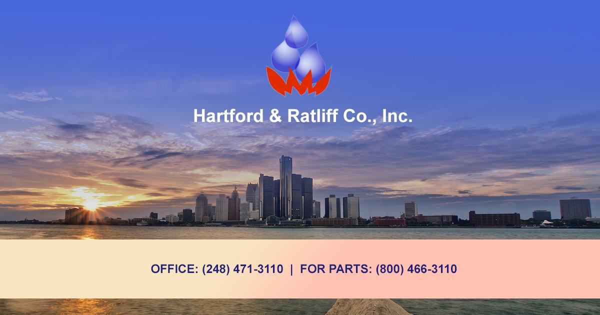 Plumber & Furnace Repair Farmington MI | Hartford & Ratliff