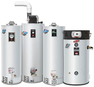 Types of water heaters fandeluxe Images