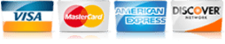 For AC in Farmington MI, we accept most major credit cards.